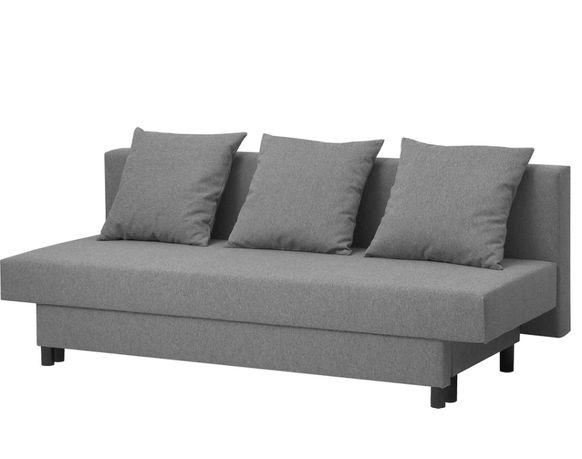 nowa kanapa asarum rozkładana marki Ikea