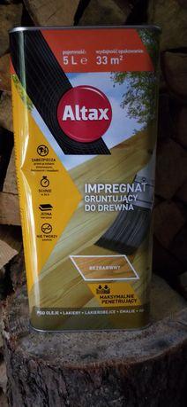 Impregnat gruntujący Altax