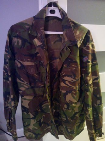 Bluza Wojskowa jacket combat wzór Dpm