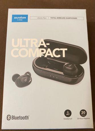Anker Soundcore Liberty Neo Ultra-Compact Nowe słuchawki bezprzewodowe