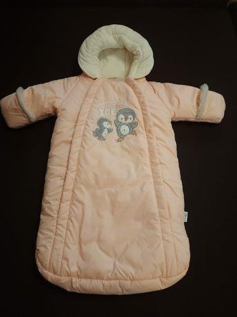 Конвер для новорождённого