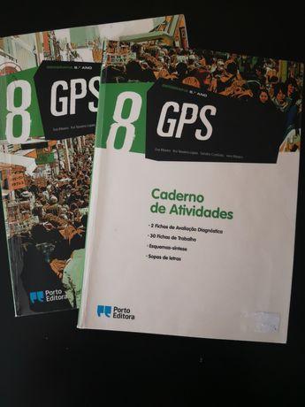 Manual de Geografia do 8º ano