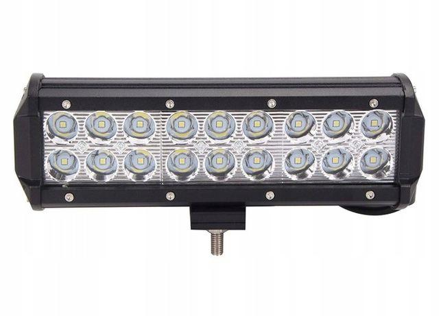 lampa panel led robocza halogen szperacz moc 54w