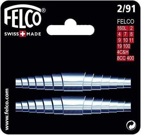 Kit Laminas Felco 2/4/7/8/9/10/11/ Portes Grátis