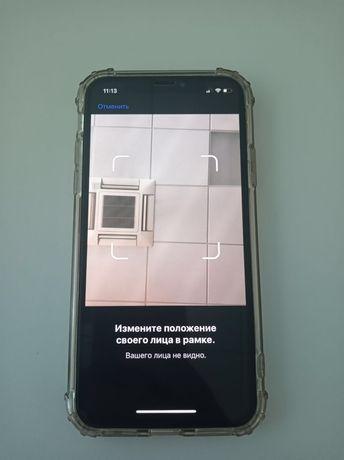 Продам iphone X 256