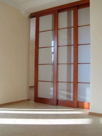 изготовление: деревянные двери. перегородки. окна из массива