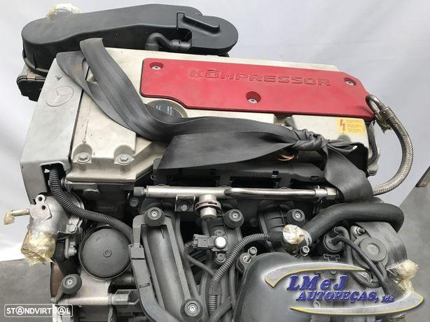 Motor MERCEDES-BENZ SLK (R170) 200 Kompressor (170.444)   03.00 - 04.04 Usado RE...