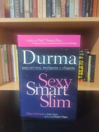 Livro-Durma para Ser sexy, inteligente e elegante