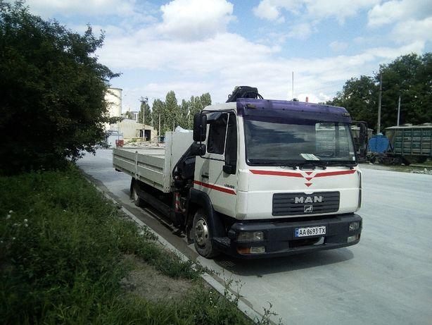 Услуги кран манипулятор от 2 -10 т. Аренда Киев область перевозки
