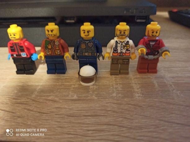 Ludziki Lego City
