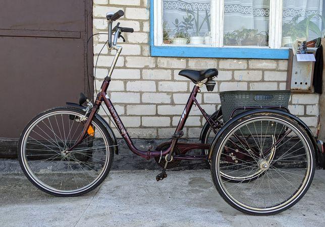 Трёхколёсный велосипед Kynast