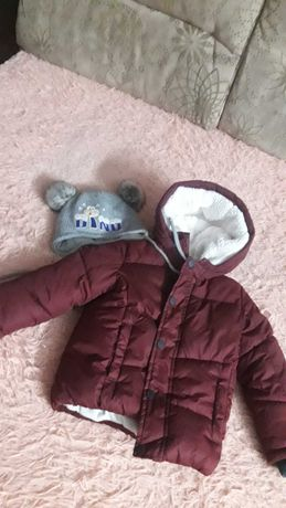 Деткая курточка б/у