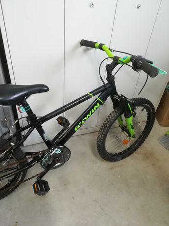 Bicicleta media Btwin