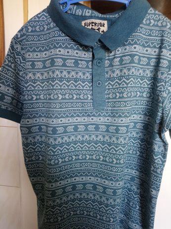 Продам футболку поло на мальчика 10-11лет