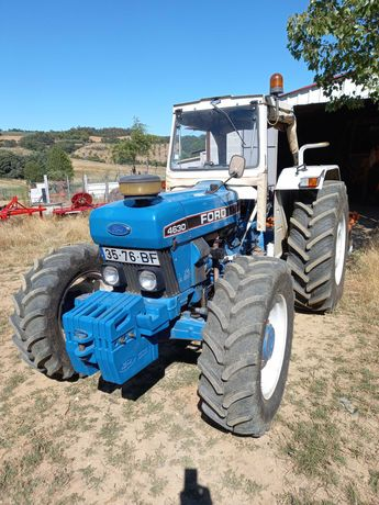 Tractor Ford 4630 4x4