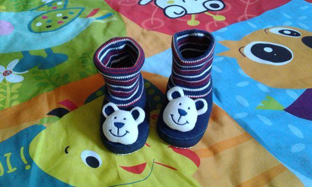 Детская обувь bear для новорожденных до 6 месяцев