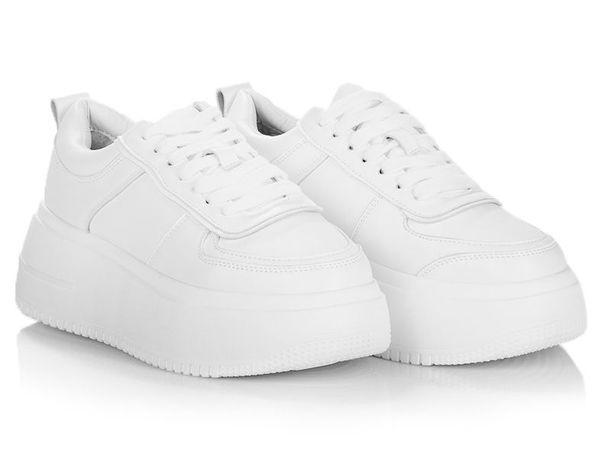 Белые женские на меху кроссовки зимние обувь кеды зима 36 37 38 39 40