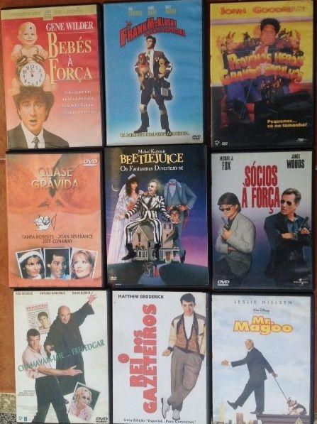 Comedias Antigas DVDs Originais