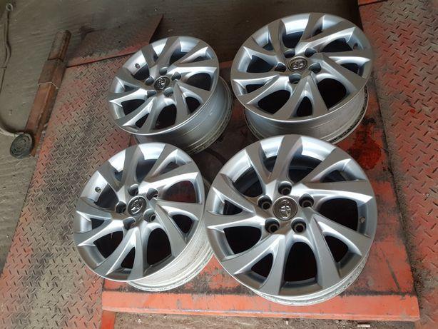 Felgi Aluminiowe Toyota R16 5x114.3 ET45 -6.5J