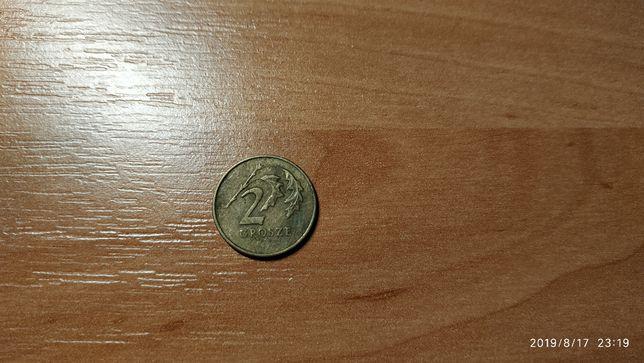 Moneta 2 gr