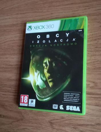 Obcy Izolacja Nostromo PL Xbox 360