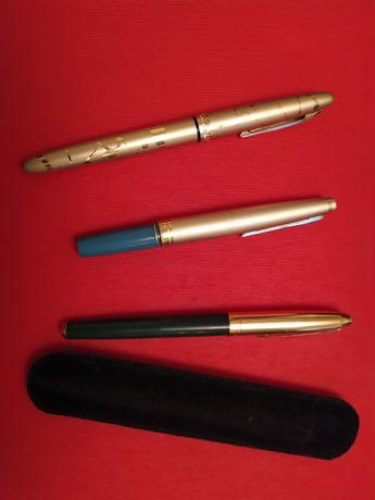 Ручки перьевые чернильные СССР