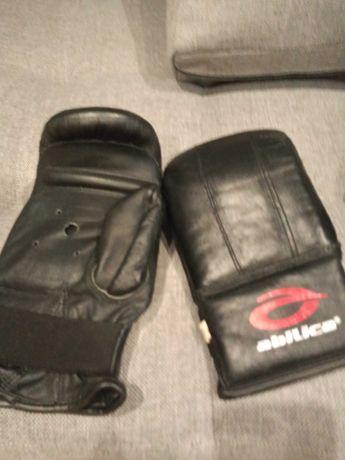 Rękawice ćwiczebne do boks damskie