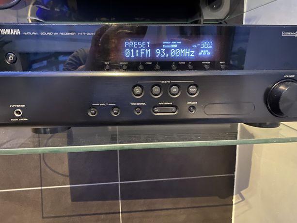 Amplituner Yamaha,gratis kino domowe samsung