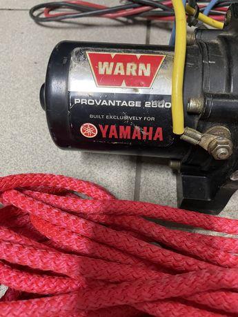 Wyciagarka warn yamaha do quada 12v