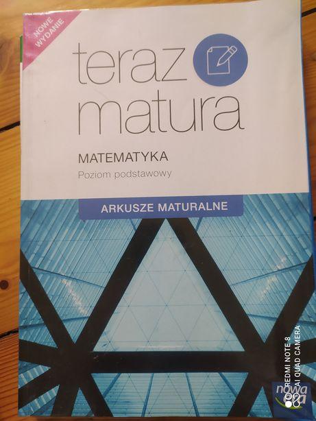 Teraz matura- arkusze maturalne matematyka