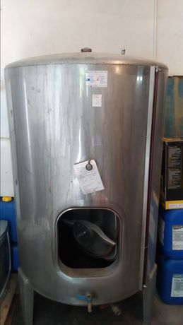 Cuba inox 1000 litros