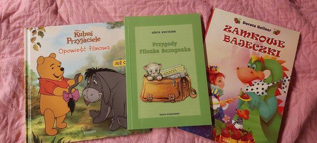 Przygody Filonka Bezogonka+gratisy