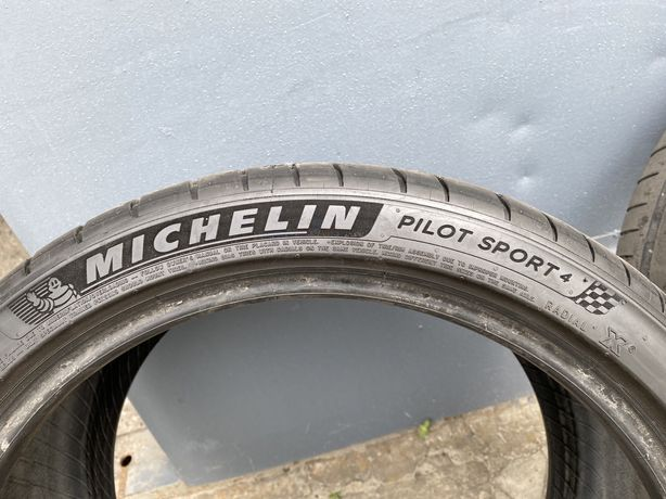 255/35 ZR-18 Michelin Pilot Sport4!!!