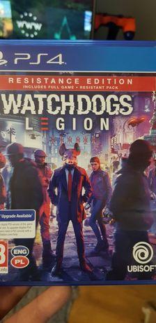 Watch Dogs Legion PS4 PL