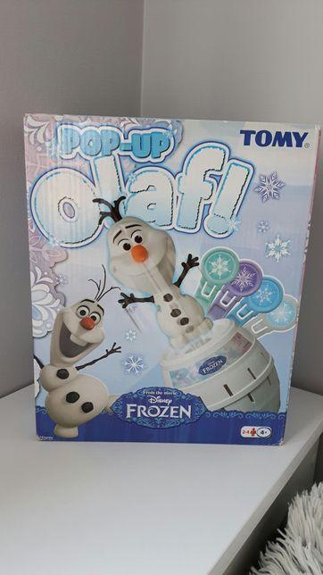 Wyskakujący Olaf gra pop up