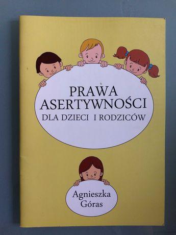 Prawa asertywności, książka dla dzieci