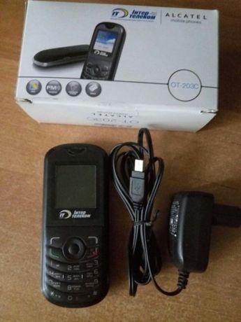 Alcatel OT-203C + комплект
