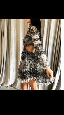 Piękna letnia sukienka bez pleców !!!