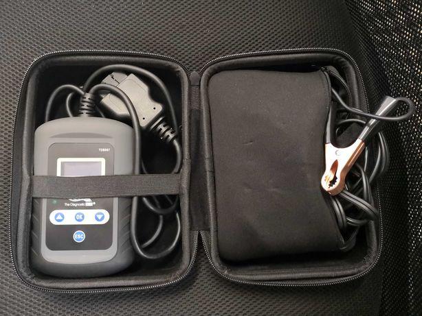 Tdb 007, PSA pin Reader, urządzenie do odczytu pin codu.