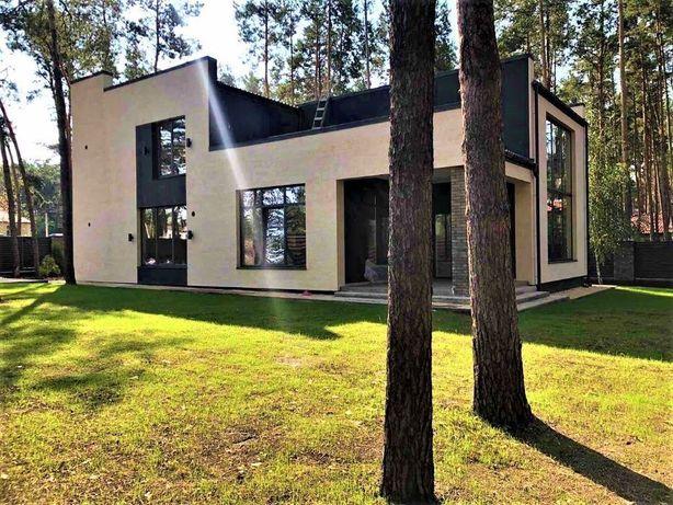 Продам новый дом 2020 в стиле Hi Tech с. Белогородка   Хай Тек