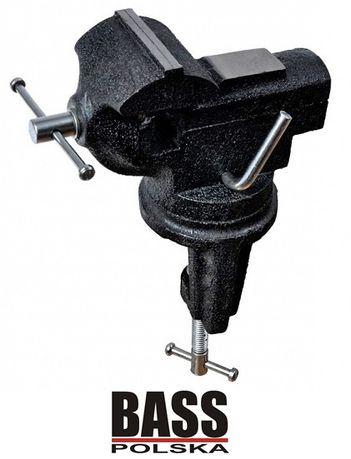 BASS POLSKA imadło modelarskie stalowe obrotowe 60mm