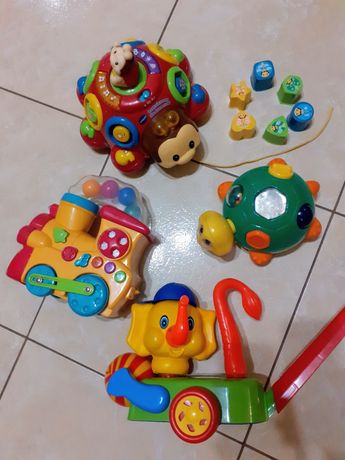 Okazja! Zabawki interaktywne i inne. Super Cena. Super Stan!