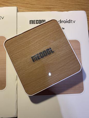⫸AndroidTV Mecool KM6 4/64 Deluxe Edition S905X4 smart приставка box