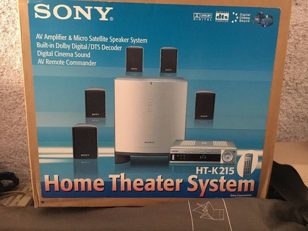 Sony Home Theater System 5.1 HT-K215