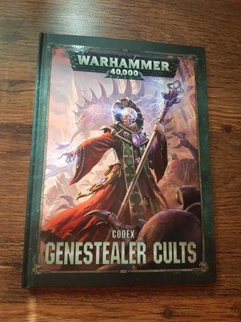 Genestealer Cults 8ed Codex Warhammer 40k