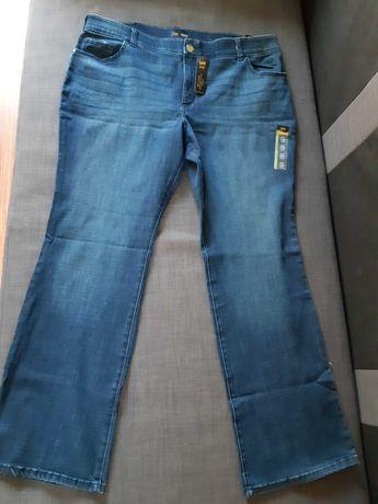 Spodnie oryginalne z USA damskie