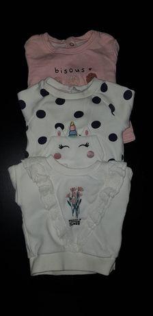 Pack roupa de bebé