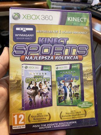 Kinect Sports Najlepsza Kolekcja Xbox 360 PL