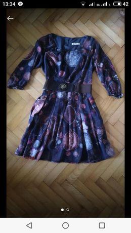 Легеньке шифонове плаття