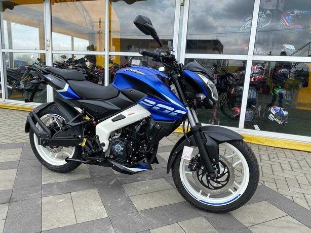 Мотоцикл BAJAJ PULSAR NS 200 2021 + шолом у подарунок!